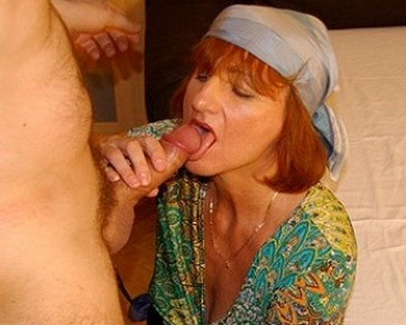 Redhead Granny Sex Videos33572